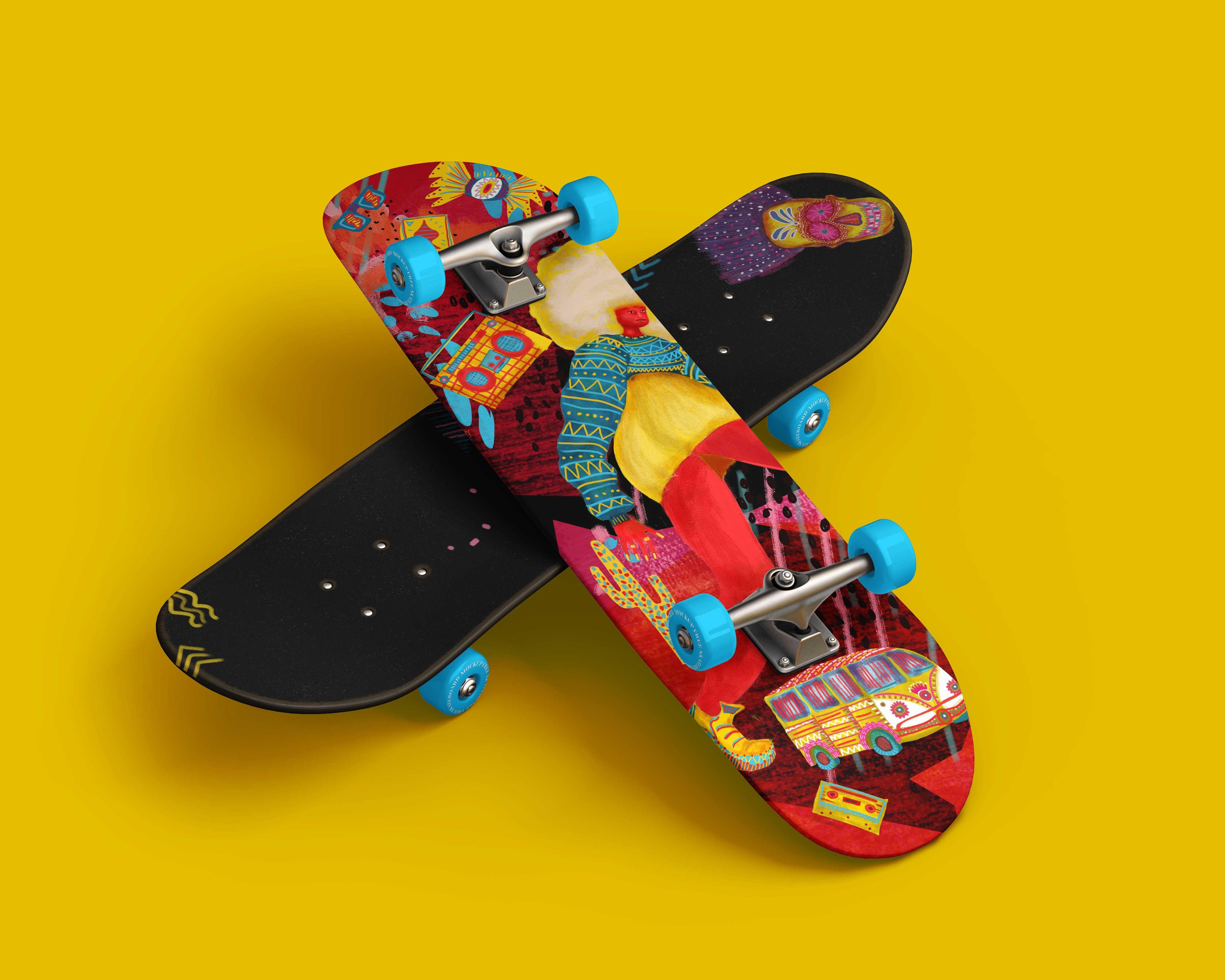 Skateboard_v01